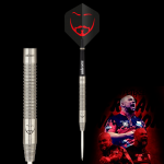Devon Petersen phase 2 22g Contender Unicorn lotki dart steeltip