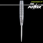 The Evolution Phase 6 25 g Unicorn lotki dart steeltip