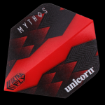 Piórka Ultrafly.100 Mythos Unicorn HYDRA RED 68930
