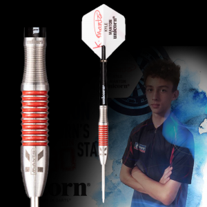 Kyle Manton Generation 180 Unicorn lotki dart steeltip