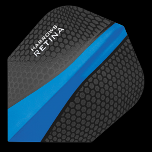 Piórka dart RETINA BLUE 5510 Harrows