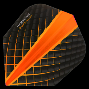 Piórka dart QUANTUM ORANGE 6801 Harrows