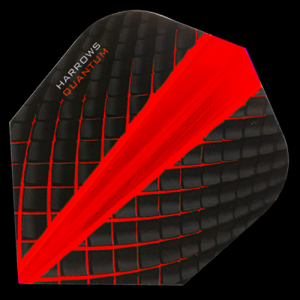 Piórka dart QUANTUM RED 6804 Harrows