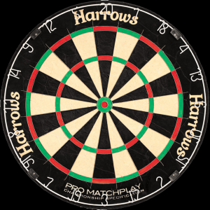Pro Matchplay Harrows tarcza sizalowa do darta