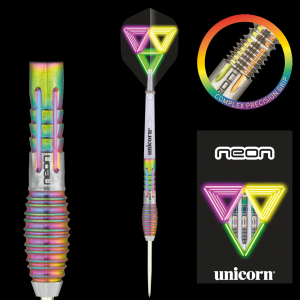 NEON THREE 21 g lotki steeltip Unicorn