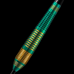 VIVID green 24 g Harrows lotki dart steeltip