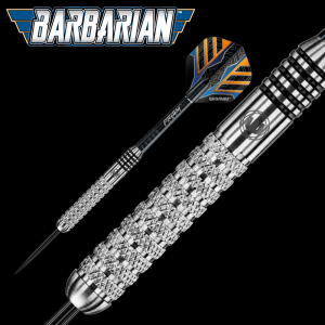 Lotki do darta BARBARIAN 20 g Winmau steeltip