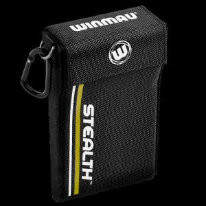 STEALTH yellow Winmau etui darterskie