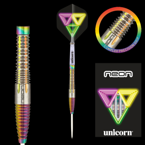 NEON ONE 22 g lotki steeltip Unicorn