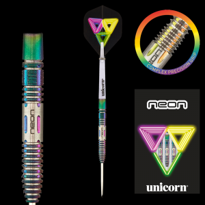 NEON TWO 25 g lotki steeltip Unicorn