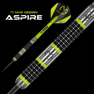 ASPIRE MVG 23 g Winmau lotki do darta steeltip