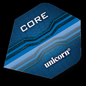 Piórka Core.75 Unicorn XL blue 68730