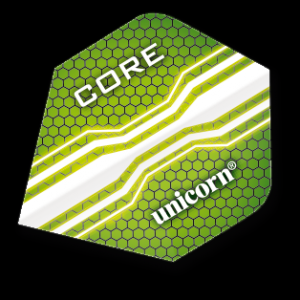Piórka Core.75 Unicorn XL green 68732