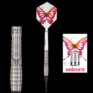 B-Fly Emperor Unicorn lotki dart softip