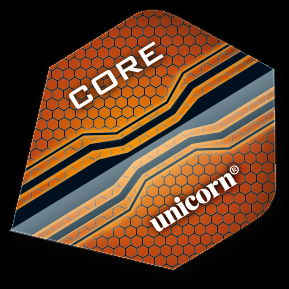 Piórka Core.75 Unicorn XL orange 68733
