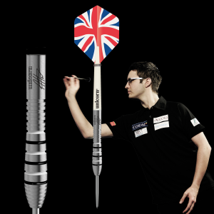 Adam Hunt Global Unicorn lotki dart steeltip