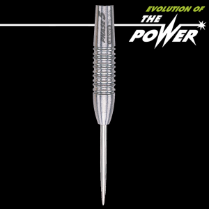 The Evolution Phase 5 Unicorn lotki dart steeltip  26g