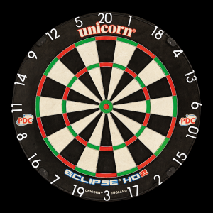 Eclipse HD2 Unicorn tarcza sizalowa dart